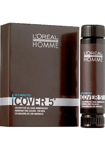 """L'ORÉAL PROFESSIONNEL PARIS Haartönung """"Homme Cover 5 No.4"""" kaufen"""