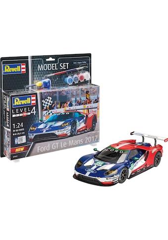 Revell® Modellbausatz »Ford GT - Le Mans 2017«, 1:24 kaufen