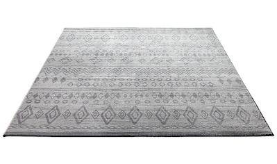 Teppich, »Contemporary Kelim«, Wecon home, rechteckig, Höhe 8,5 mm, maschinell gewebt kaufen