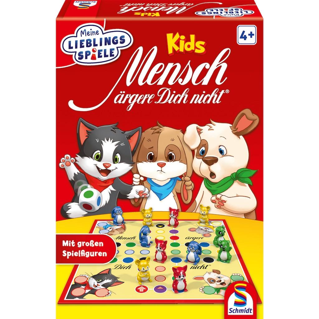 Schmidt Spiele Spiel »Mensch ärgere dich nicht® Kids«, Made in Germany