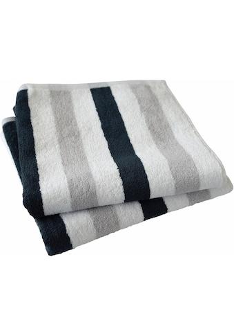 Handtuch Set, »Planet Streifen«, Dyckhoff (Set) kaufen