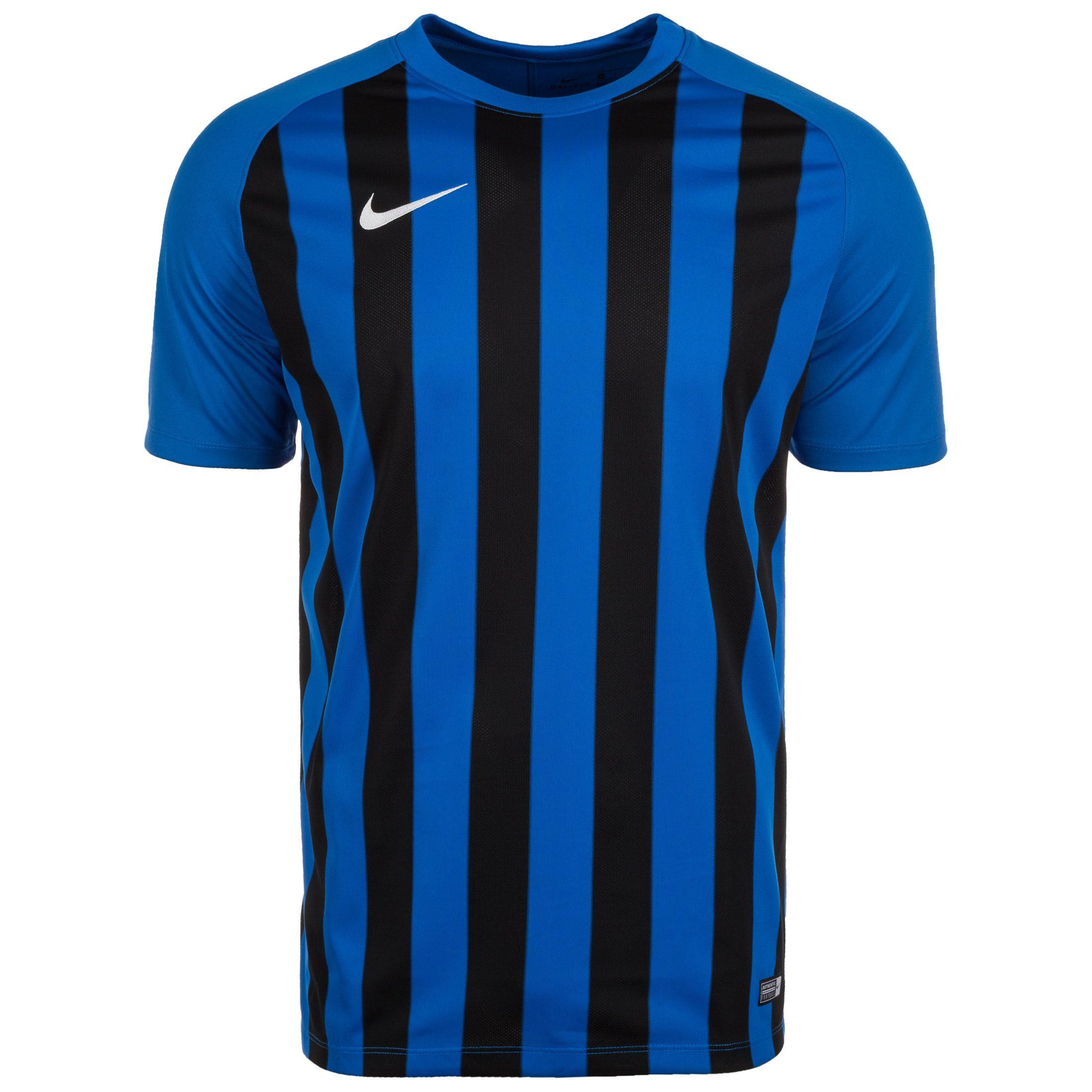 Nike Fußballtrikot Dry Striped Segment Iii | Sportbekleidung > Trikots > Fußballtrikots | Blau | Ab | Nike