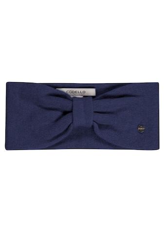 Codello Premium Stirnband aus reinem Kaschmir kaufen