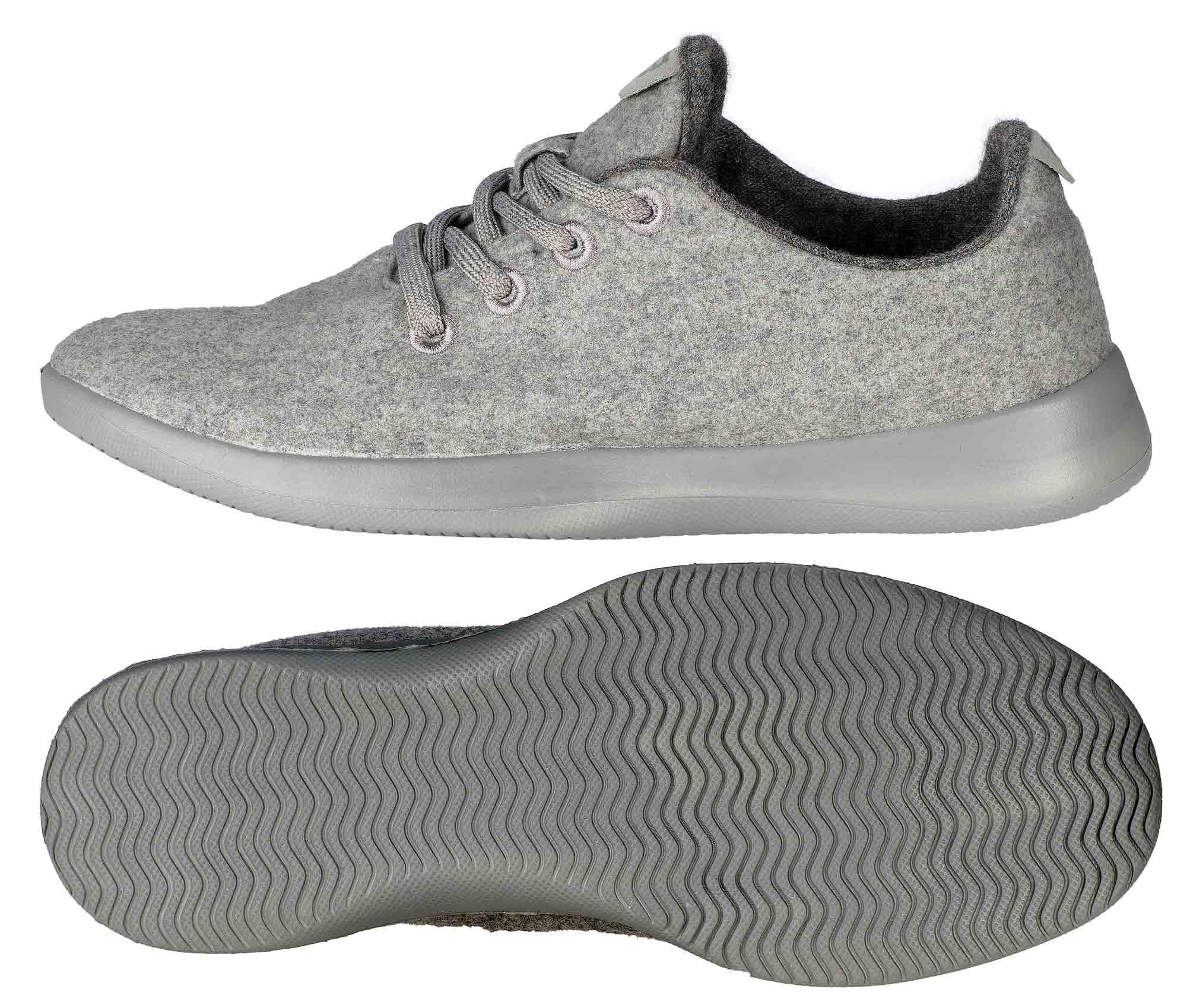 Ballop Sneaker Tenderness grau Wanderschuhe Wandern Sportarten Unisex