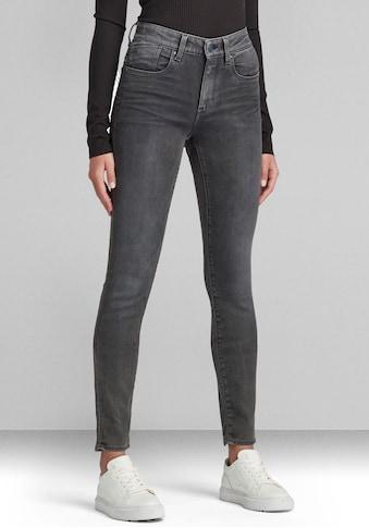 G-Star RAW Skinny-fit-Jeans »Lhana Skinny«, mit Formbund und höhrerer Leibhöhe für... kaufen