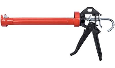 CONNEX Kartuschenpistole 310  -  400 ml, halboffen, Stahl kaufen