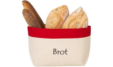 slowroom Brottasche »3 in 1 Rot«, (1 tlg.) kaufen