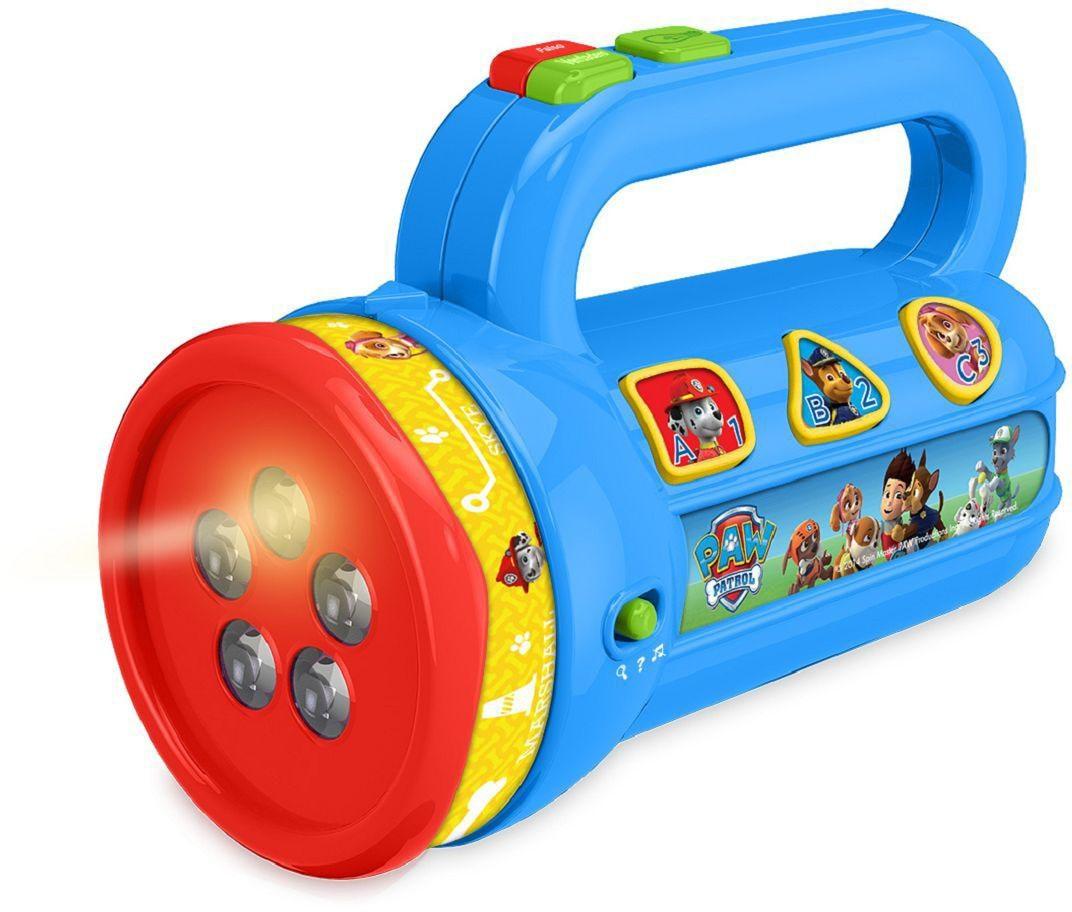 Lernspielzeug Paw Patrol Lerntaschenlampe Technik & Freizeit/Spielzeug/Lernspielzeug/Lernspiele