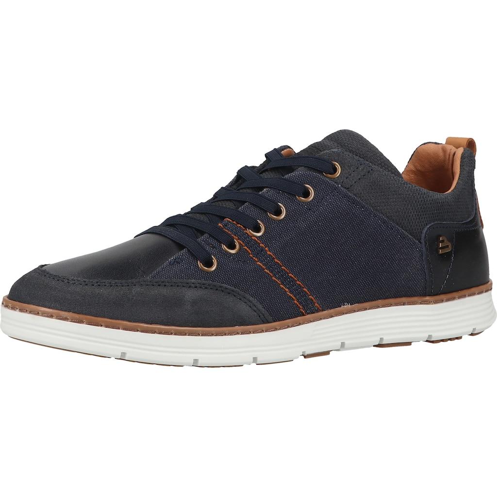 Bullboxer Sneaker »Leder/Textil«