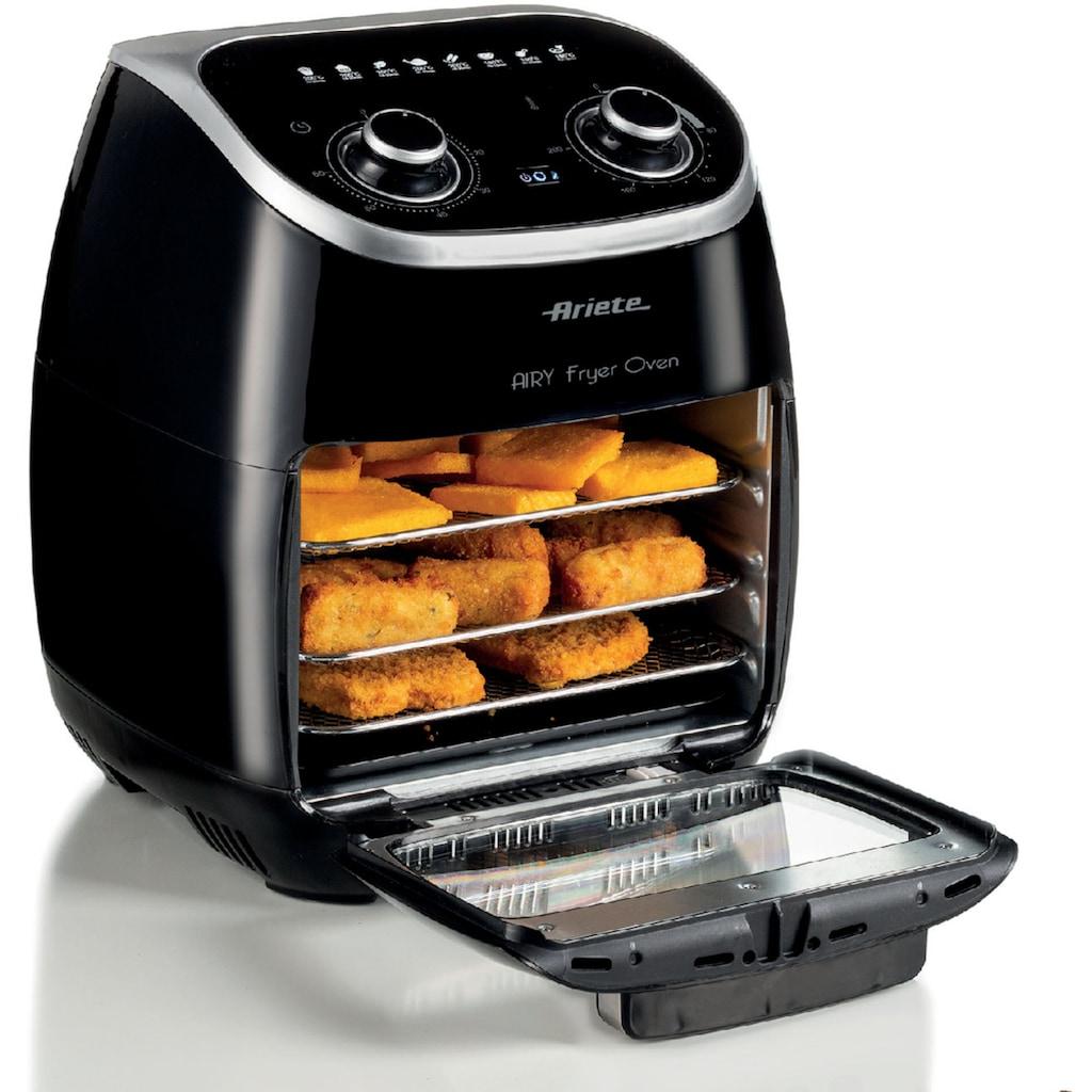 Ariete Heissluftfritteuse »4619 Airy Fryer Ofen«, Fassungsvermögen 1 kg