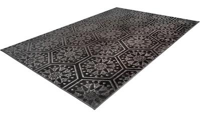 calo-deluxe Teppich »Latemar 300«, rechteckig, 7 mm Höhe, Wohnzimmer kaufen