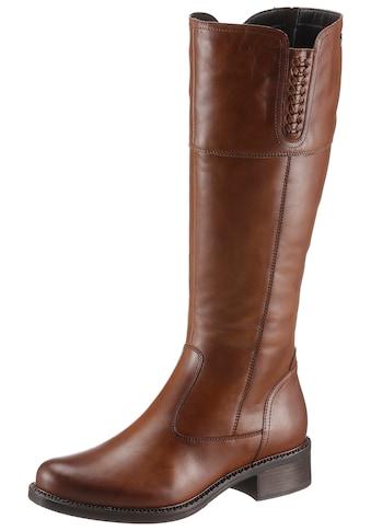 Tamaris Stiefel, mit modischem Zierelement kaufen