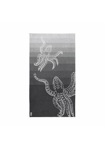 Seahorse Strandtuch »Octopus«, (1 St.), mit Octopus Motiv kaufen