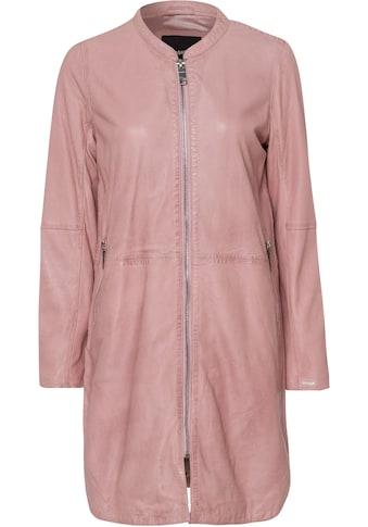 Maze Lederjacke, mit stark gerundetem Jackensaum kaufen