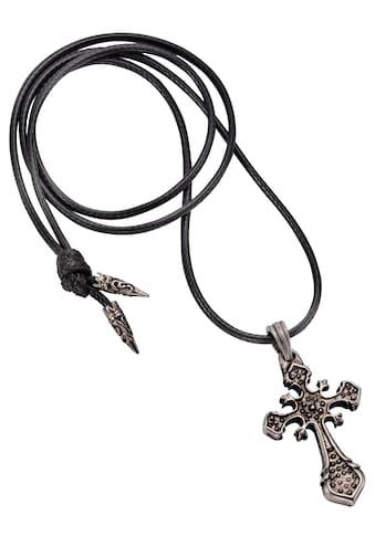 J.Jayz Kette mit Anhänger »kunstvolles Kreuz« kaufen