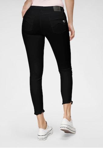 Please Jeans Slim-fit-Jeans »P 930«, Slim Fit Powerstretch mit Open seams kaufen