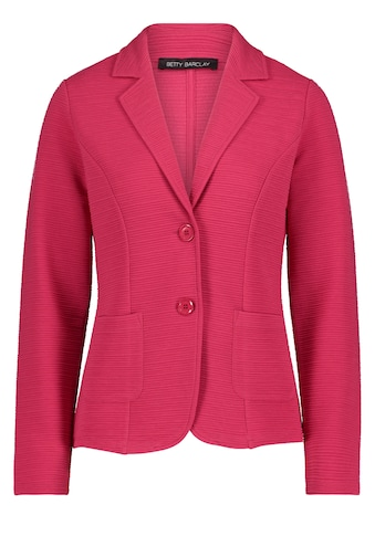 Betty Barclay Sweatblazer »tailliert« kaufen