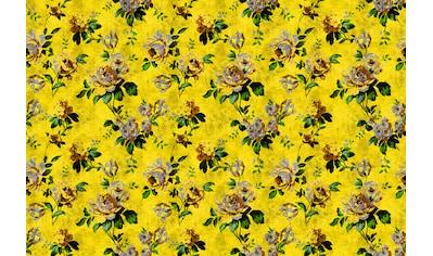 living walls Fototapete »Walls by Patel Wild Roses 5« kaufen