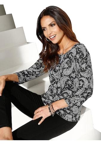Alessa W. Shirt mit effektvoller Ausstrahlung kaufen