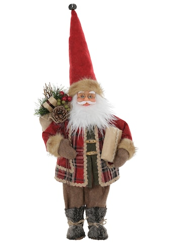 Weihnachtsmann »Santa«, Höhe 45 cm kaufen