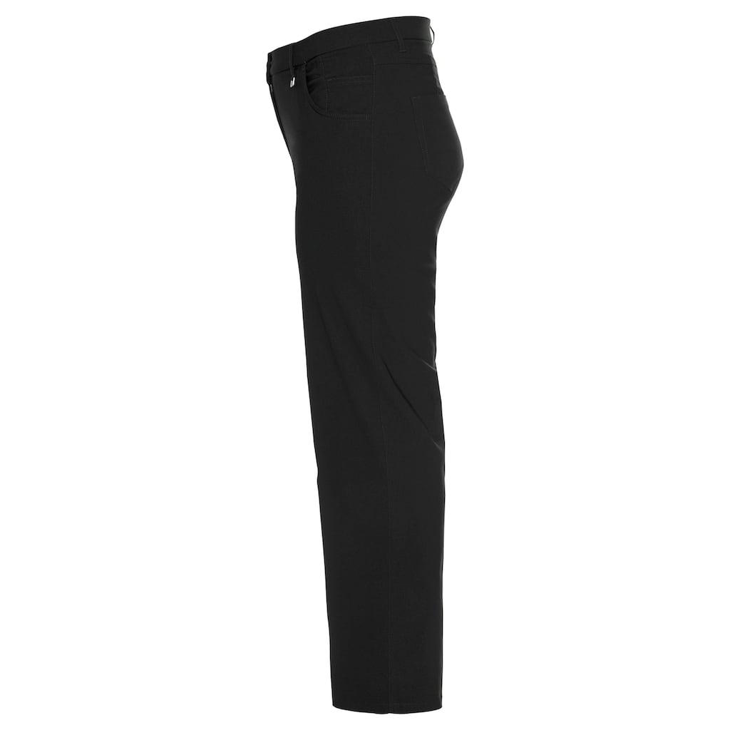 KjBRAND Stretch-Hose »Babsie Bengaline: Bequemer Oberschenkel«, aus Stretch-Material