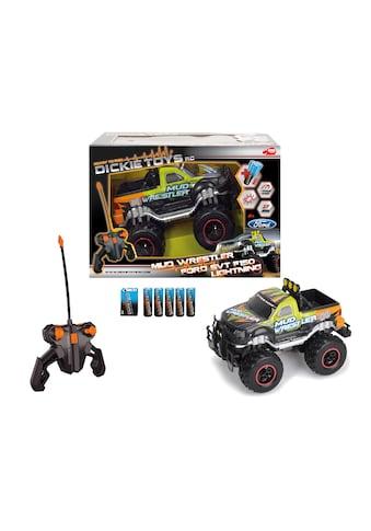 """Dickie Toys RC - Monstertruck """"RC Ford F150 Mud Wrestler"""" (Komplettset) kaufen"""