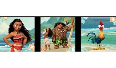 Disney Mehrteilige Bilder »Vaiana«, (Set, 3 St.) kaufen