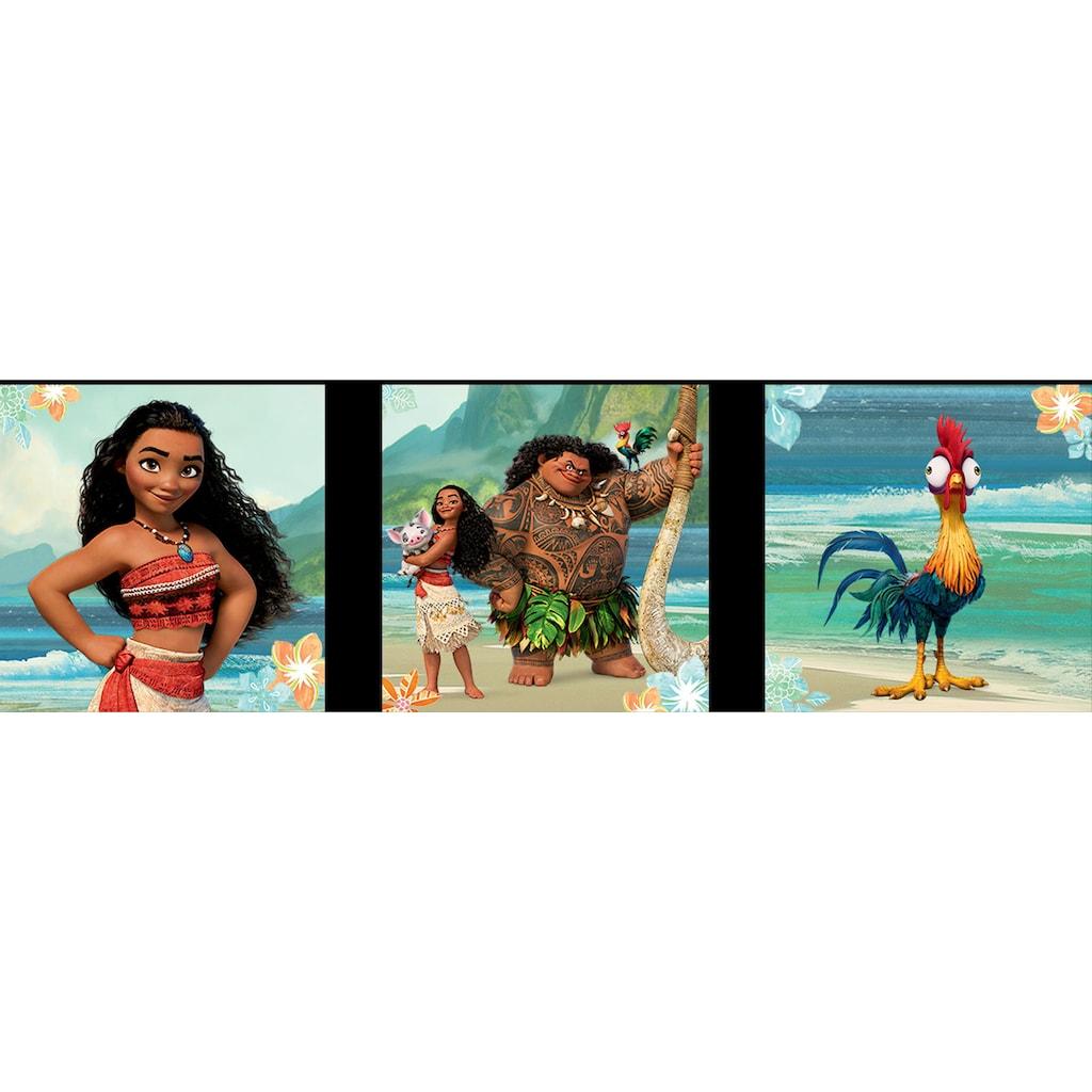 Disney Mehrteilige Bilder »Vaiana«, (Set, 3 St.)