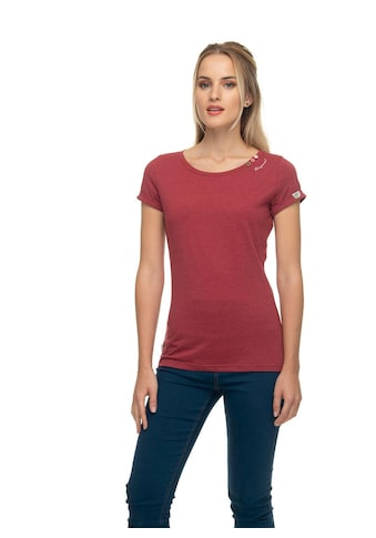 Ragwear T-Shirt »FLORAH ORGANIC«, Peta- approved Vegan kaufen