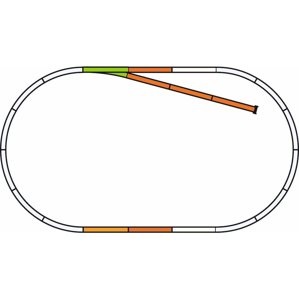 PIKO Gleise-Set »A-Gleis mit Bettung B, (55311)«