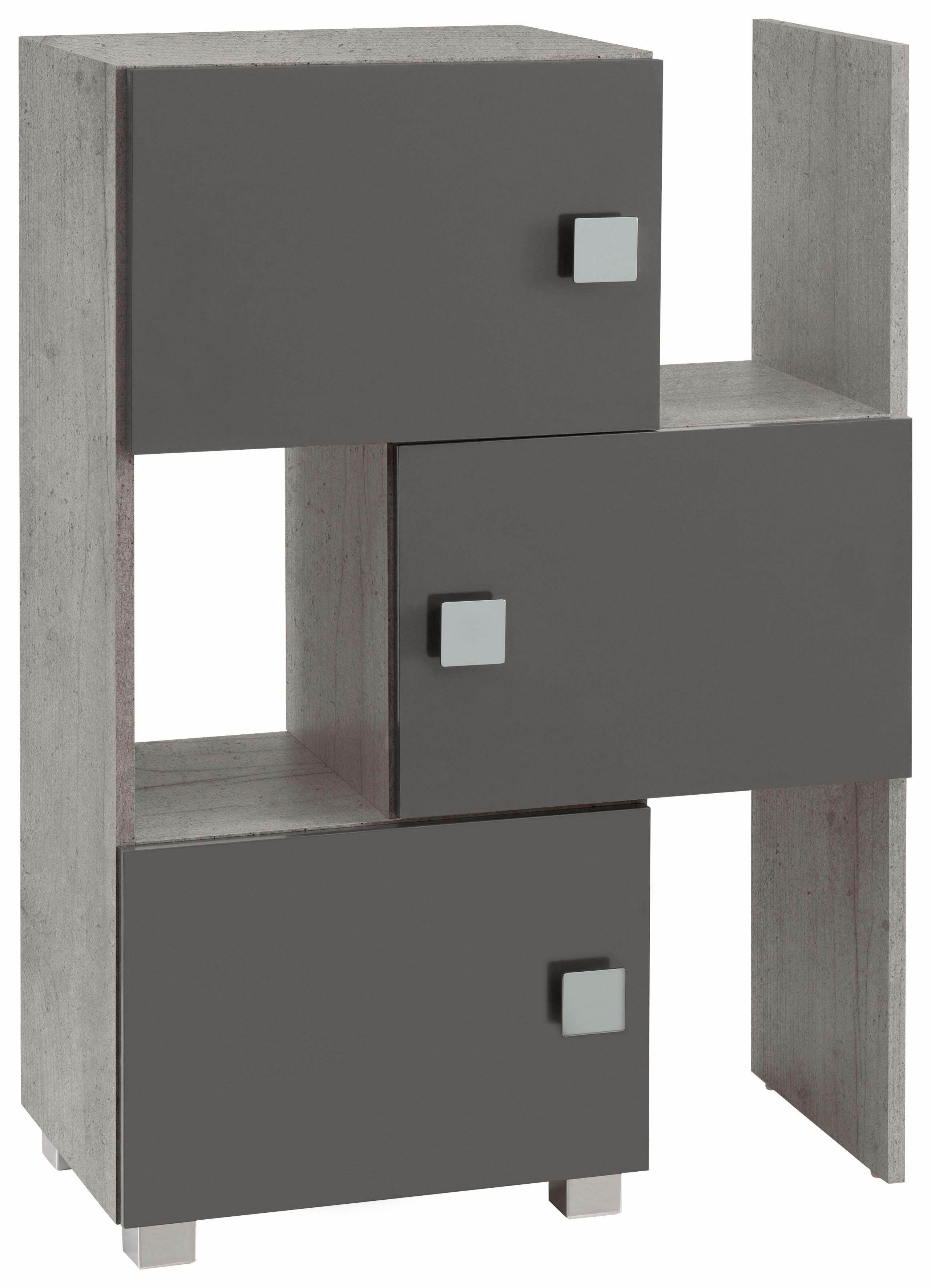 Schildmeyer Schieberegal Quadra | Büro > Büroregale > Standregale | Schildmeyer