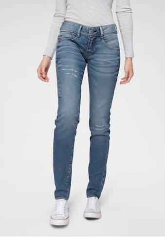 Herrlicher Destroyed - Jeans »GILA SLIM« kaufen