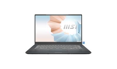 MSI Notebook »Modern 15 A11SB-014«, (512 GB SSD) kaufen