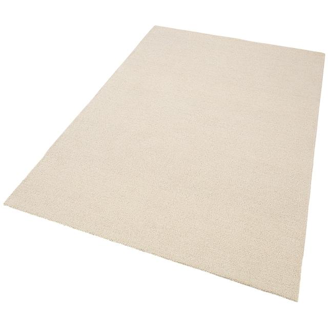 Wollteppich, »Janne«, Theko Exklusiv, rechteckig, Höhe 14 mm, handgetuftet