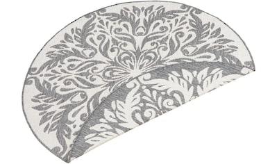 Teppich, »Madrid«, bougari, rund, Höhe 5 mm, maschinell gewebt kaufen