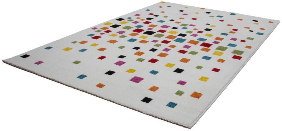 Teppich Castara 248 Kayoom rechteckig Höhe 17 mm maschinell gewebt