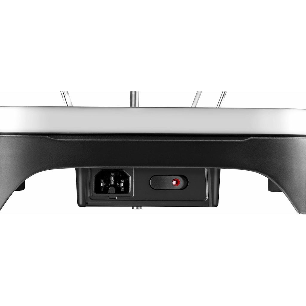 Tefal Raclette »RE4588«, 10 St. Raclettepfännchen, 1350 W, 10 Raclettepfännchen, Antihaftbeschichtet und spülmaschinengeeignet