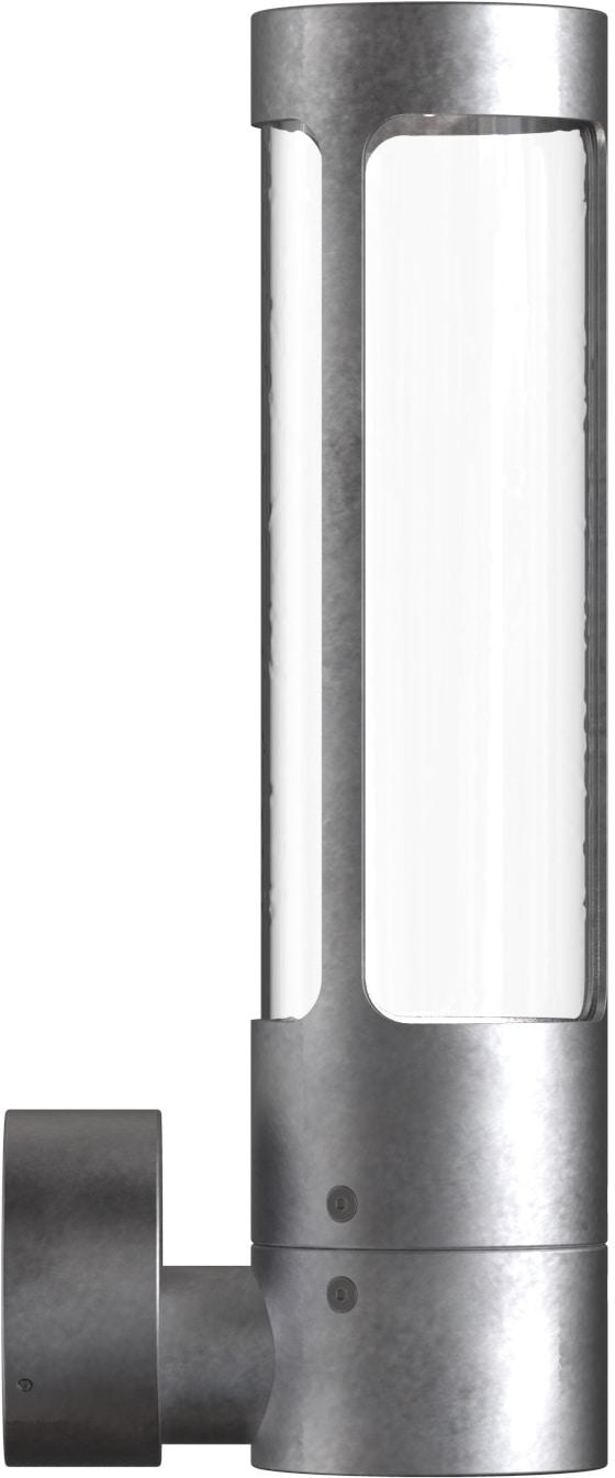 Nordlux LED Außen-Wandleuchte Helix, GU10, Warmweiß, Seewasserfest, 15 Jahre auf Rostschutz, inl. GU10 Leuchtmittel