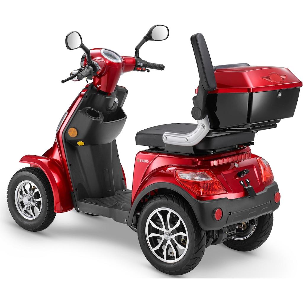 Luxxon Elektromobil »E4800«, 20 km/h