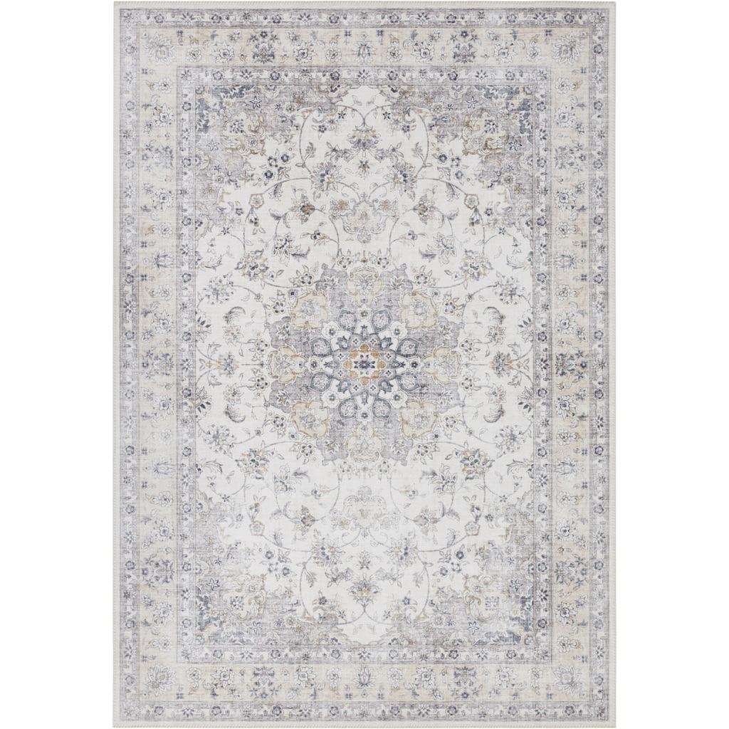ELLE Decor Teppich »Nain«, rechteckig, 5 mm Höhe, Orient-Optik, Wohnzimmer