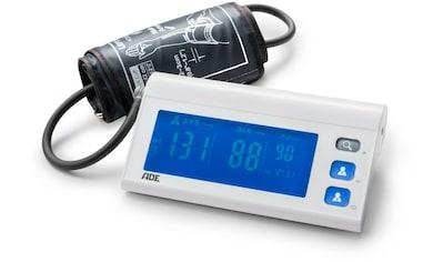 ADE Oberarm-Blutdruckmessgerät »BPM 1601 FITvigo«, automatische Messung, mit App kaufen
