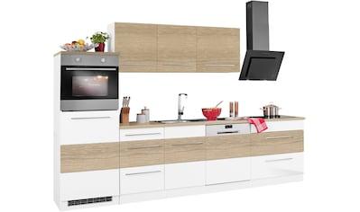 HELD MÖBEL Küchenzeile »Trient«, ohne E - Geräte, Breite 300 cm kaufen