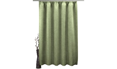 VHG Vorhang nach Maß »Rustika«, Vorhang Wunschmaß,Struktur kaufen