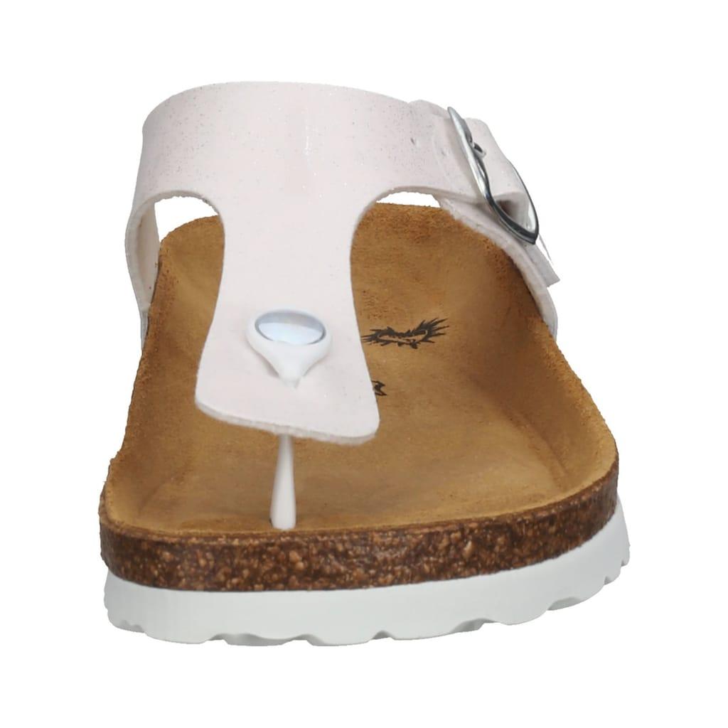 COSMOS Comfort Zehentrenner »Lederimitat«