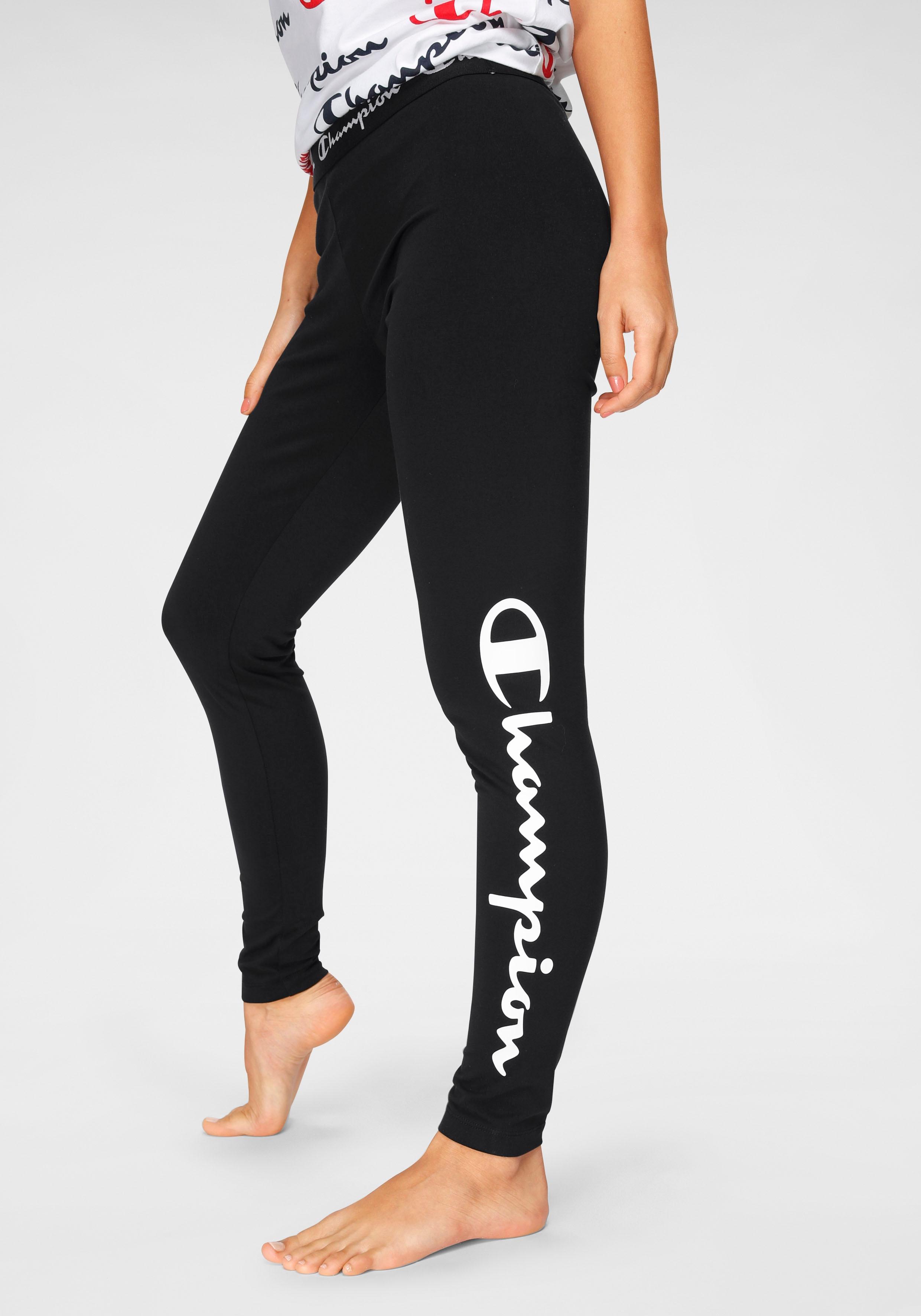 Champion 7/8-Leggings 7/8 LEGGINGS Damenmode/Bekleidung/Hosen/Leggings