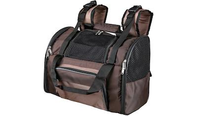 TRIXIE Tiertransporttasche »Shiva«, bis 8 kg, BxTxH: 41x21x30 cm kaufen