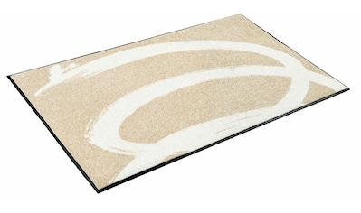 Läufer, »Basic Twist«, wash+dry by Kleen - Tex, rechteckig, Höhe 7 mm, gedruckt kaufen