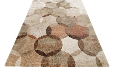 Esprit Teppich »Modernina«, rechteckig, 13 mm Höhe, Kurzflor in moderem Design,... kaufen
