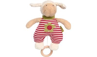 Sigikid Spieluhr »Green Collection, Schaf, rot«, Made in Europe kaufen