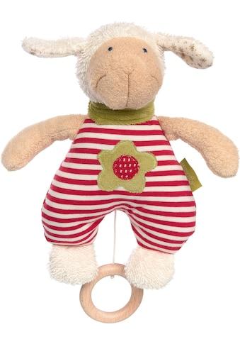 Sigikid Spieluhr »Schaf, rot«, Made in Europe kaufen